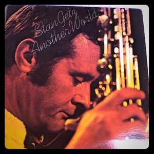 Stan Getz: Another World [Double Vinyl Record LP]